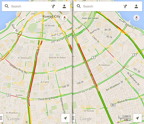 googletraffic
