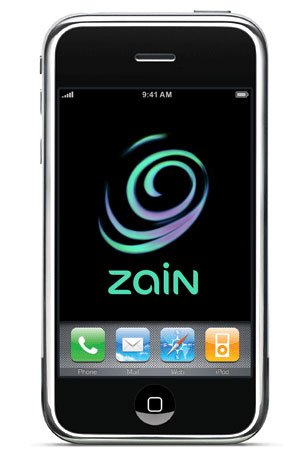 iphone zain